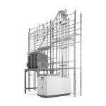 Caixa de Carga – para Ciclagem Temperatura Águas Residuais