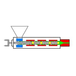 Rheomex – Extrusoras de Rosca Simples